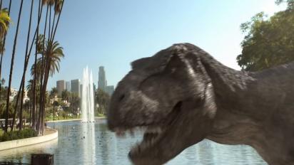 Jurassic World Alive - julkistustraileri