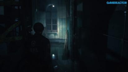 Resident Evil 2 Remake - E3 2018 -pelikuvaa