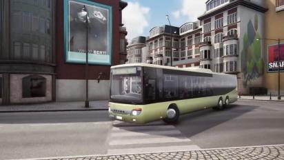 Bus Simulator 18 - julkaisutraileri