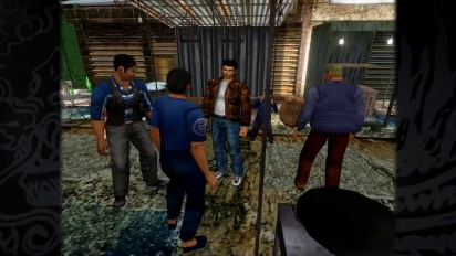 Shenmue I & II - Combat & Mini Games -traileri