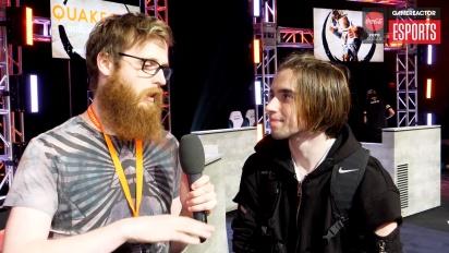 QuakeCon 2018 - T9clawz, voittajan haastattelu
