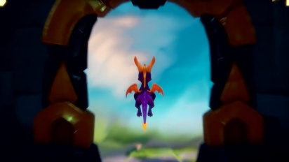 Spyro Reignited Trilogy - Hurricos Playthrough -traileri