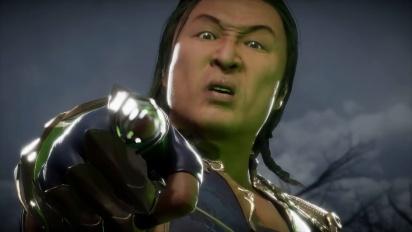 Mortal Kombat 11 - Shang Tsung -pelikuvatraileri
