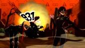 Persona 5: The Royal - Makoto-hahmotraileri (japaniksi)