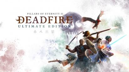 Pillars of Eternity 2: Deadfire - Ultimate Edition - virallinen traileri