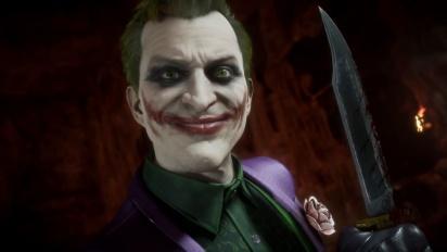 Mortal Kombat 11 - The Joker virallinen pelikuvatraileri
