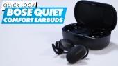 Nopea katsaus - Bose QuietComfort Earbuds