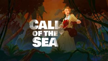 Call of the Sea - julkaisutraileri