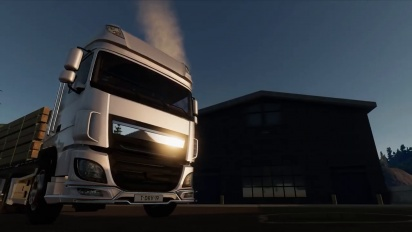 Truck Driver - Gameplay Traileri