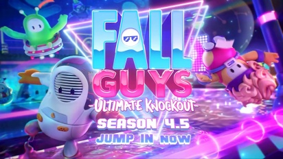 Fall Guys: Ultimate Knockout - Season 4.5 Gameplay Traileri