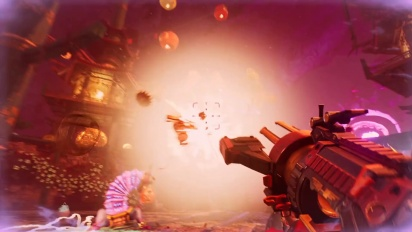 Shadow Warrior 3 - 'Motoko's Thunderdome' Gameplay Traileri