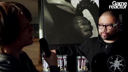 Starbreeze Studiosin Mikael Nermark haastattelussa