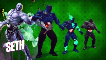 Ultra Street Fighter IV - Costume Trailer