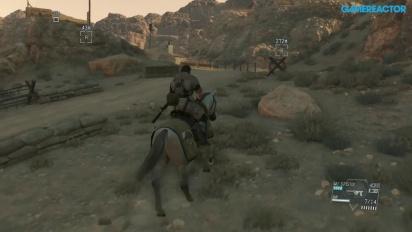 Metal Gear Solid V: The Phantom Pain - Tehtävä 13 kokonaisuudessaan