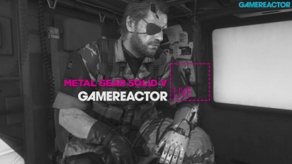 GR Live -uusinta: Metal Gear Solid V: The Phantom Pain - osa 1