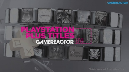 PlayStation Plus December - Livestream Replay