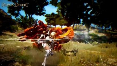 Black Desert Online - Valkyrie-traileri