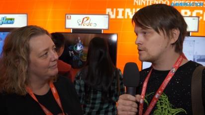 Pode - Linn Søvig haastattelussa