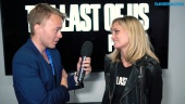 The Last of Us: Part II - Halley Gross E3 -haastattelu
