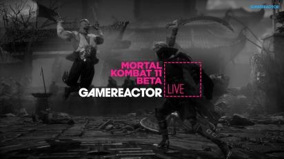 GR Liven uusinta: Mortal Kombat 11 - Beta