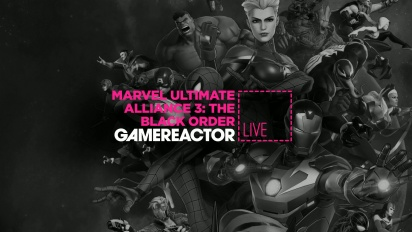 GR Liven uusinta: Marvel Ultimate Alliance 3: The Black Order