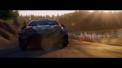 WRC 8 - julkaisutraileri