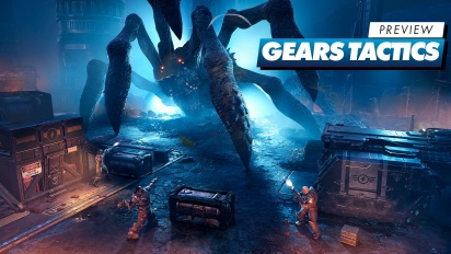 Gears Tactics - Video Preview