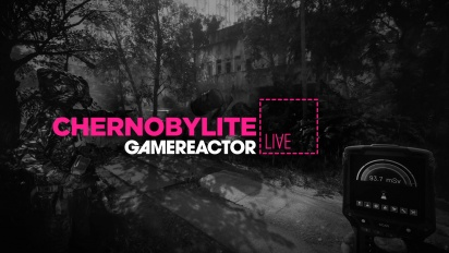 GR Liven uusinta: Chernobylite