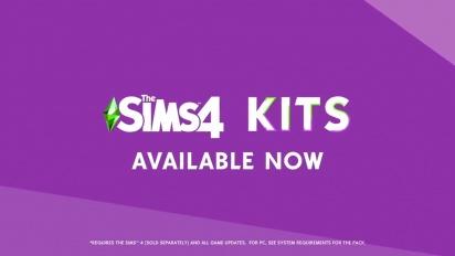 The Sims 4 - Kits-paljastustraileri