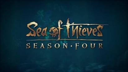 Sea of Thieves - Season Four Calls to You -pätkä
