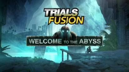 Trials Fusion: Welcome to the Abyss - DLC Trailer