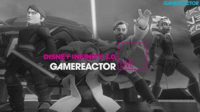 GR Live -uusinta: Disney Infinity 3.0