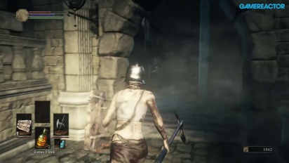Dark Souls III -pelikuvaa: High Walls of Lothirc A