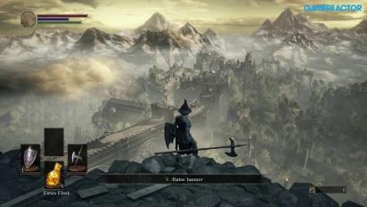 Dark Souls III -pelikuvaa (Xbox One): High Walls of Lothirc B