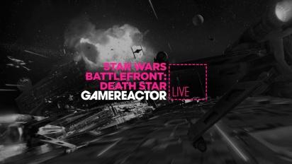 GR Live -uusinta: Star Wars Battlefront - Death Star (DLC)