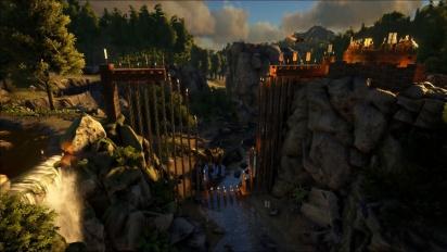 ARK: Survival Evolved - PS4-julkaisutraileri
