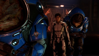 Mass Effect: Andromeda - TGA-pelikuvatraileri