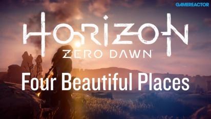 Horizon: Zero Dawn #3 - Neljä kaunista paikkaa