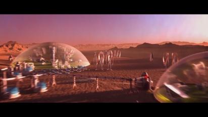 Surviving Mars - julkistustraileri