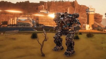 Battletech - PDXCON-traileri