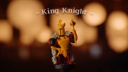 Shovel Knight - Amiibon paljastusvideo