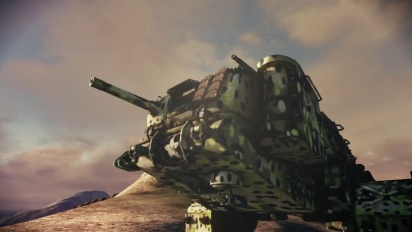 Steel Battalion: Heavy Armor - Carbon Assassin Pre-Order Trailer