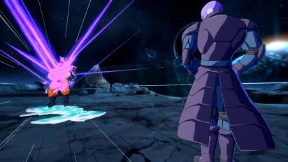 Dragon Ball FighterZ - Hit-hahmotraileri