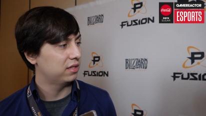 Overwatch League – Yann 'Kirby' Luu (Philadelphia Fusion) haastattelussa