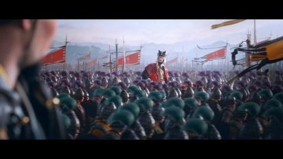 Total War: Three Kingdoms - julkistustraileri