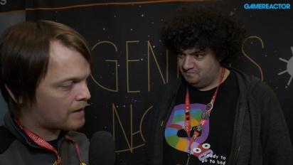 Genesis Noir - Jeremy Abel haastattelussa