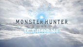 Monster Hunter: World - Iceborne-paljastustraileri