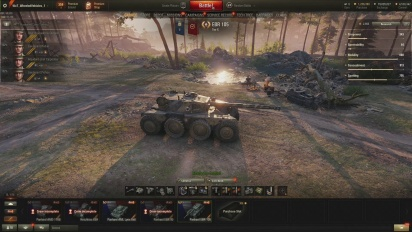 World of Tanks - Update 1.4 -pelikuvaa
