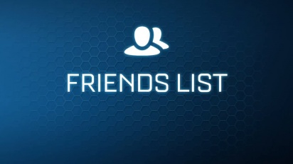 Rocket League - Friends List -traileri