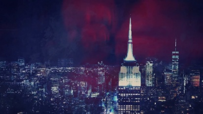 Vampire: The Masquerade - Coteries of New York -julkistuspätkä